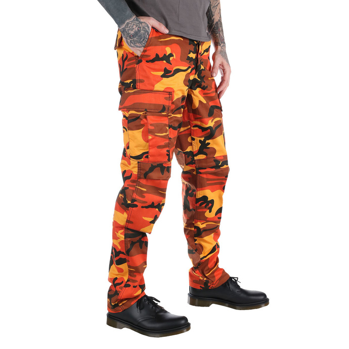 kalhoty pánské MMB - US BDU - US BDU - ORANGE