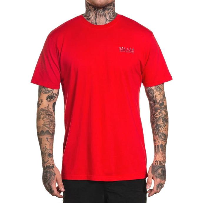 tričko pánské SULLEN - DRYAD - HIBISCUS