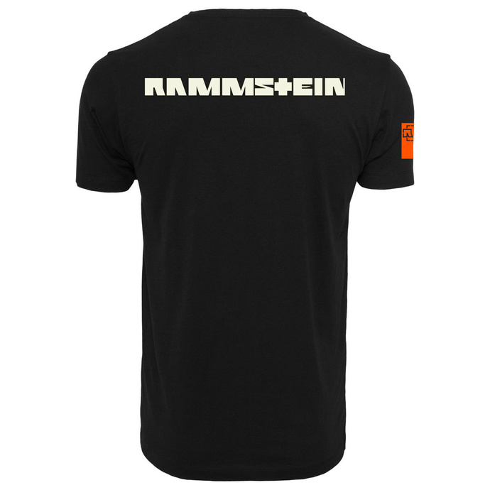 tričko pánské RAMMSTEIN - Logo - black