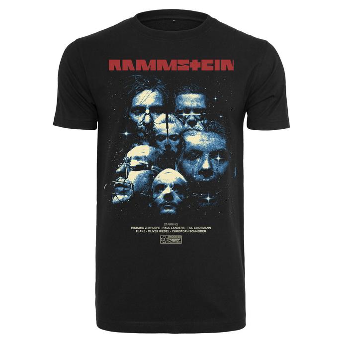 tričko pánské RAMMSTEIN - Sehnsucht Movie - black