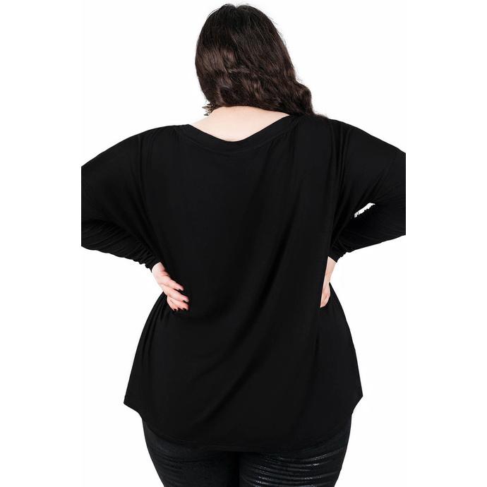 tričko dámské s dlouhým rukávem KILLSTAR - Follow Me