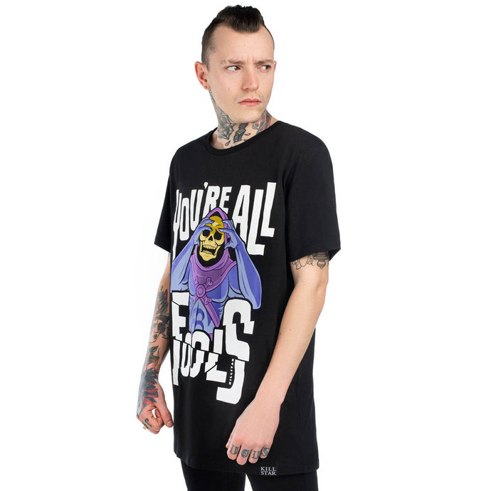 tričko unisex KILLSTAR - Fools