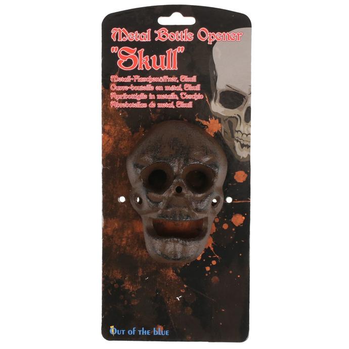 otvírák na láhve Skull