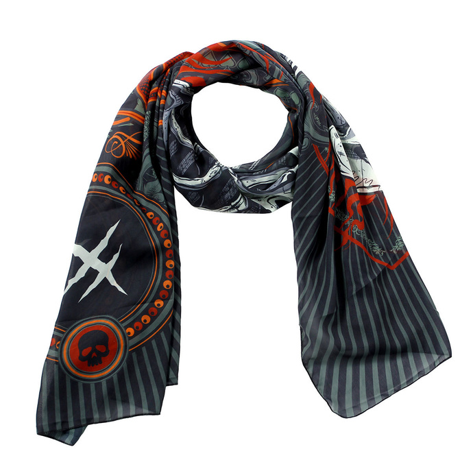 šátek (šála) HYRAW - Bandana and scarf Foulard Camo