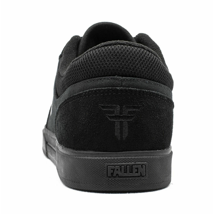 boty pánské FALLEN - Patriot - Full Black