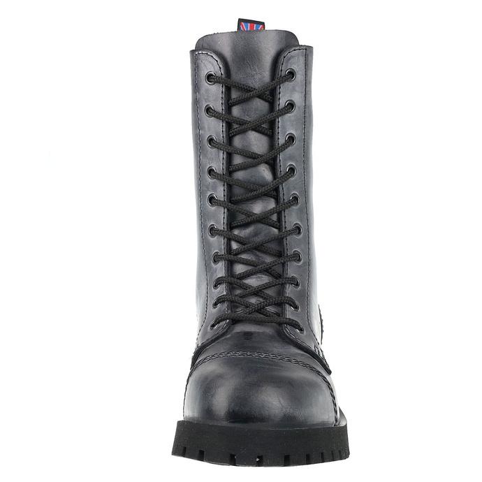 boty NEVERMIND - 10 dírkové - Black Antrax