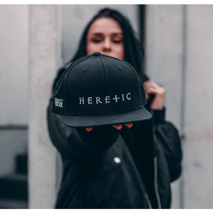 kšiltovka HOLY BLVK - HERETIC