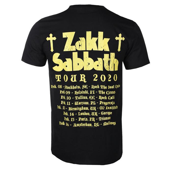 tričko pánské Zakk Sabbath - Vol 4 - RAZAMATAZ