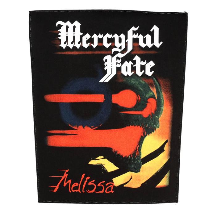 nášivka velká Mercyful Fate - Melissa - RAZAMATAZ
