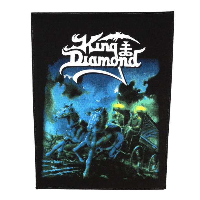 nášivka velká King Diamond - Abigail - RAZAMATAZ