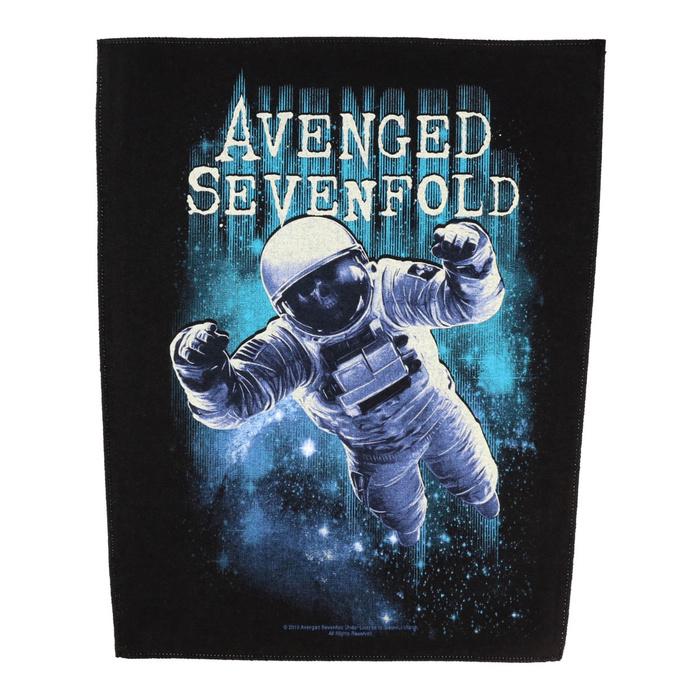 nášivka velká Avenged Sevenfold - Astronaut - RAZAMATAZ