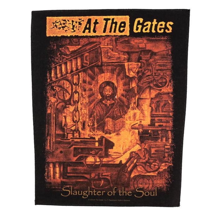 nášivka velká At The Gates - Slaughter Of The Soul - RAZAMATAZ