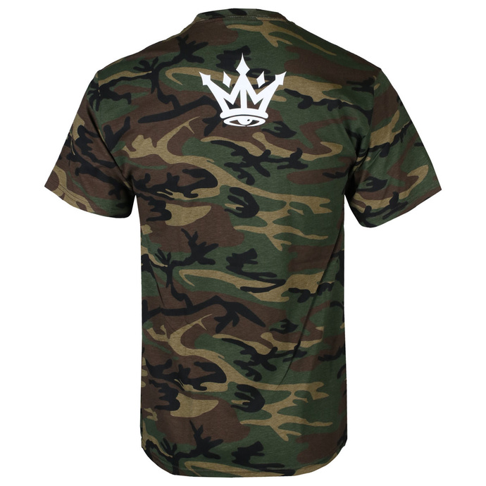 tričko pánské MAFIOSO - MAFIOSO PATCH - CAMO