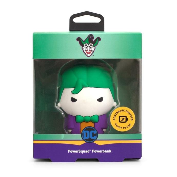 power banka Joker - DC Comics PowerSquad 2500mAh
