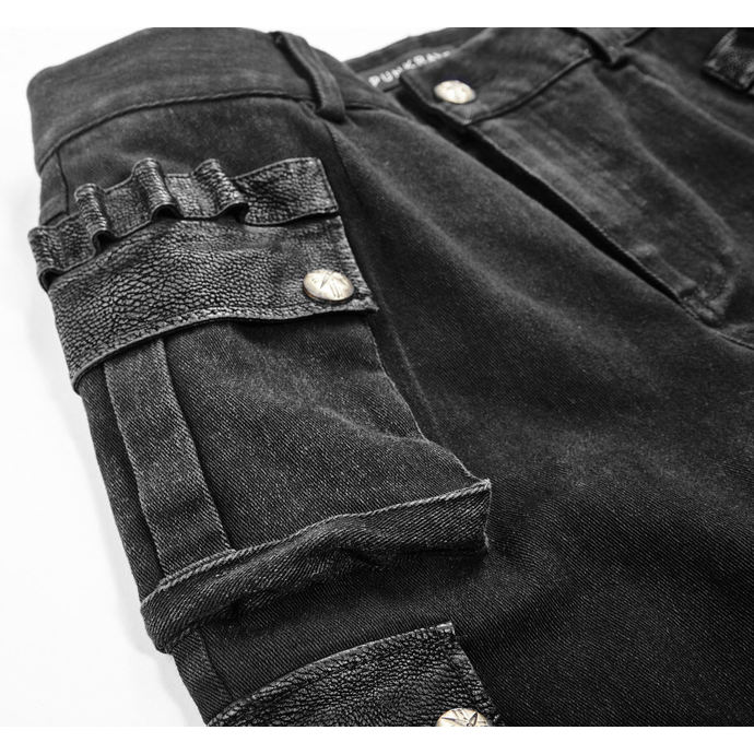 kalhoty pánské PUNK RAVE - Militarist