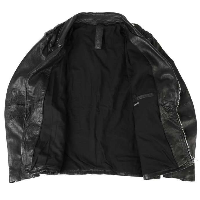 bunda pánská (křivák) G2BNoct SF SVATV - black