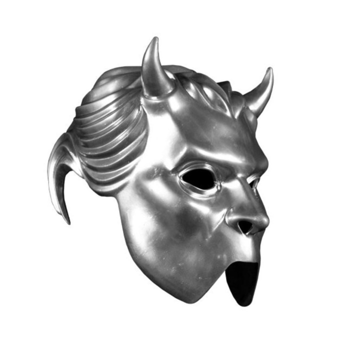 maska Ghost - Chrome Male Nameless Ghoul