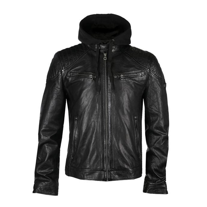 bunda pánská (křivák) GBGorey 2 LASANV - Black