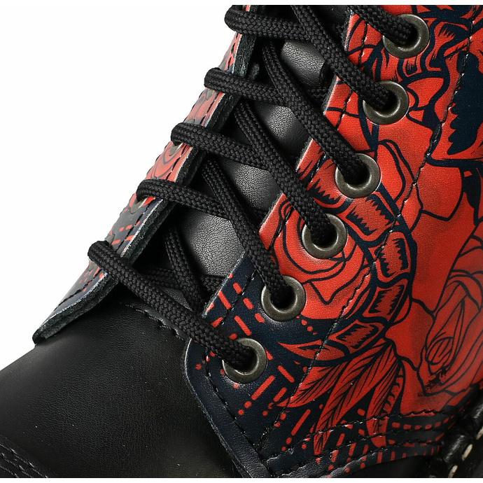 boty STEADY´S - 10 dírkové - Baphomet