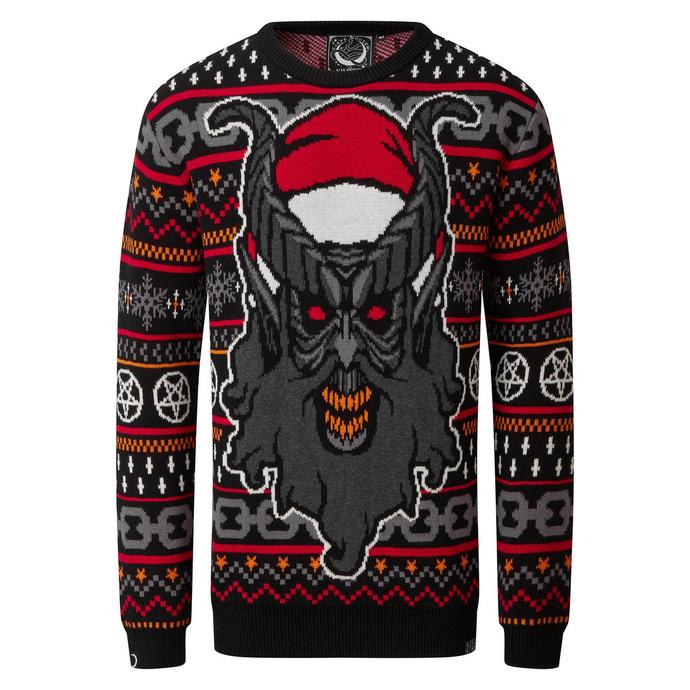 svetr unisex KILLSTAR - Hail Santa