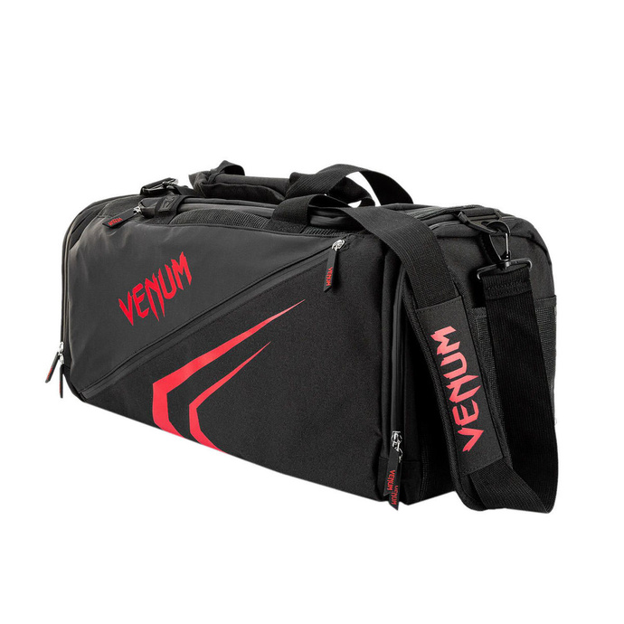 taška Venum - Trainer Lite Evo Sports - Black/Red