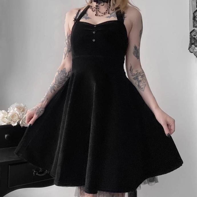 šaty dámské KILLSTAR - Holly Daze Party