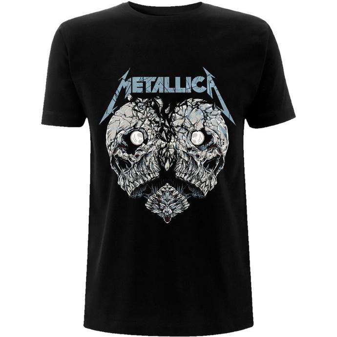 tričko pánské Metallica - Heart Broken - ROCK OFF