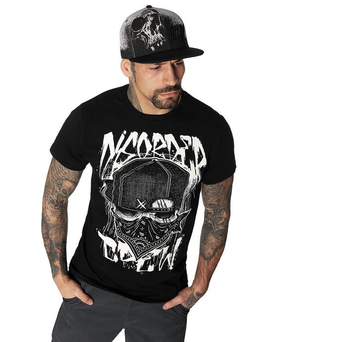 tričko pánské HYRAW - DISORDER CREW