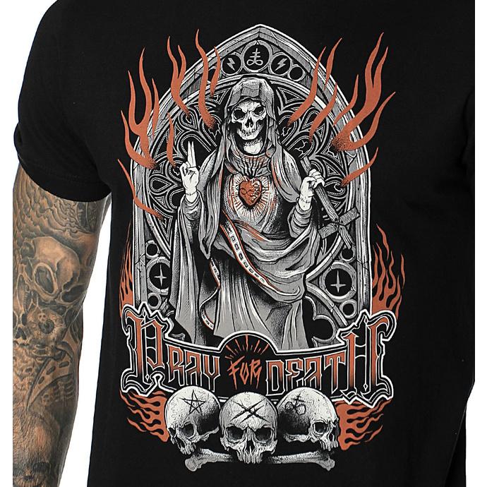 tričko pánské HYRAW - PRAY FOR DEATH