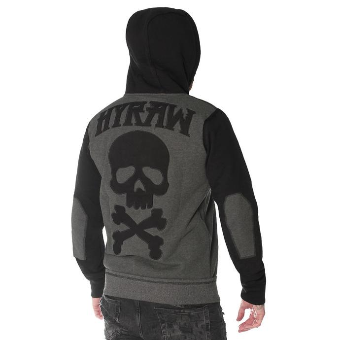 mikina pánská HYRAW - DEATH SHADOW
