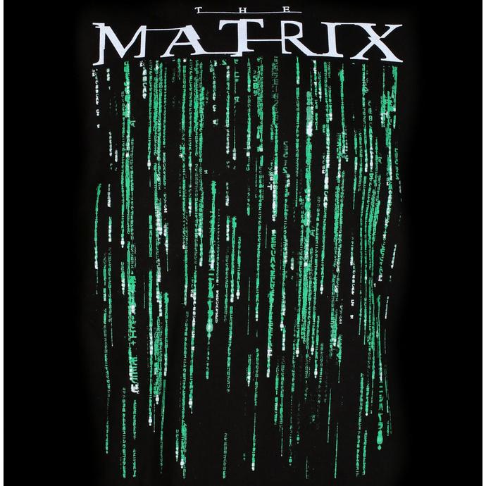 mikina pánská The Matrix - Epic - Black - HYBRIS