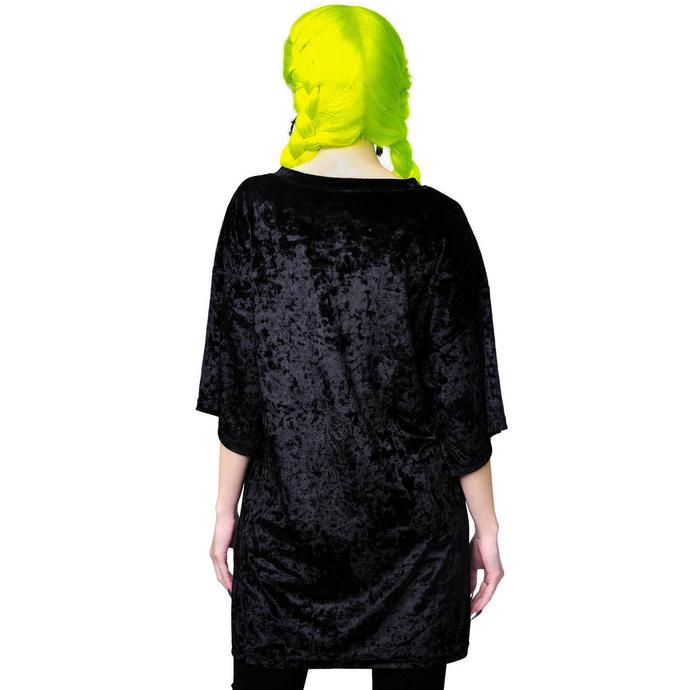 tričko dámské KILLSTAR - In2 Darkness - Velvet