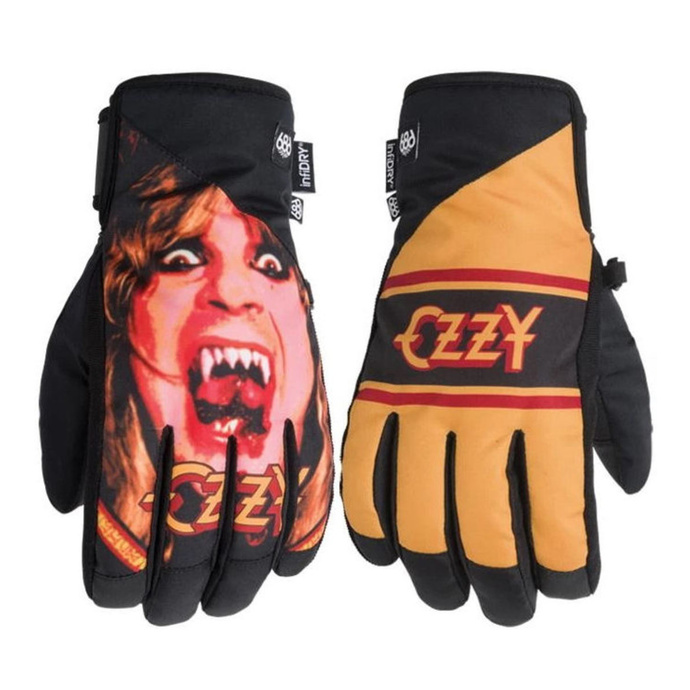 rukavice 686 - Ozzy Osbourne