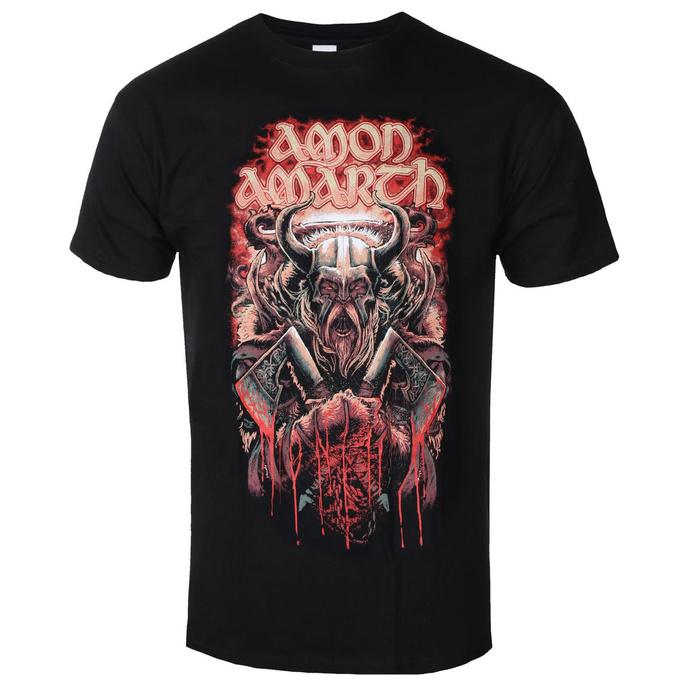 tričko pánské AMON AMARTH - FIGHT - PLASTIC HEAD