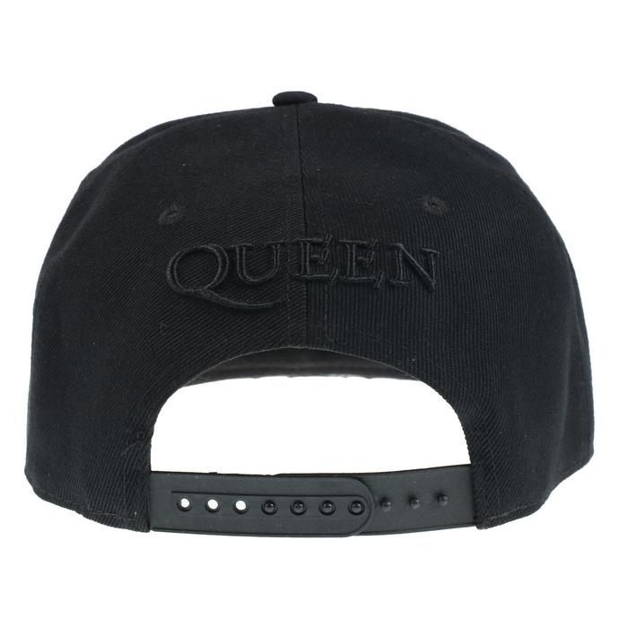 kšiltovka Queen - Crest BL - ROCK OFF
