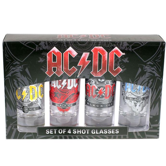 panáky (sada) AC/DC