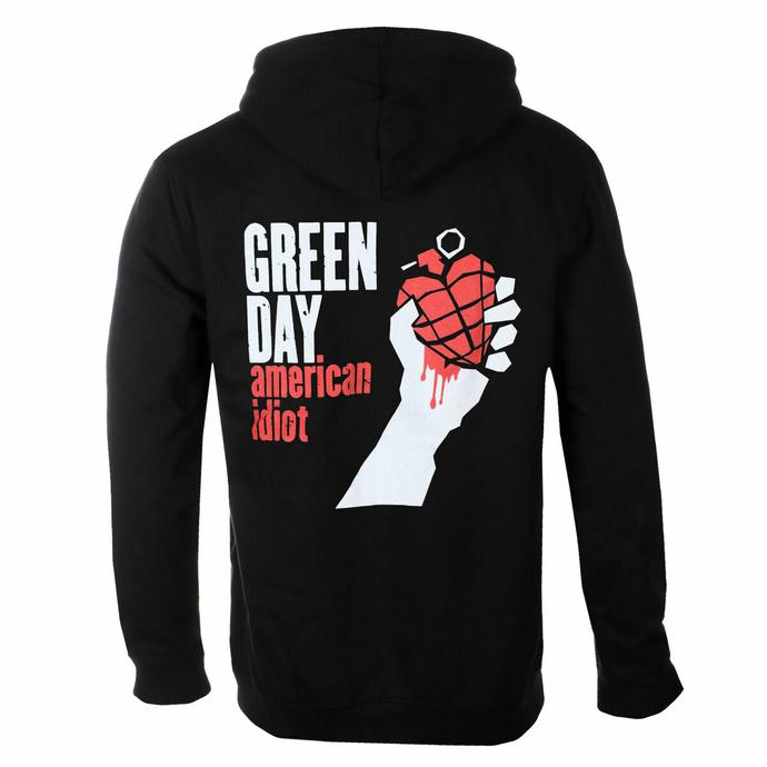 mikina pánská Green Day - American Idiot - ROCK OFF