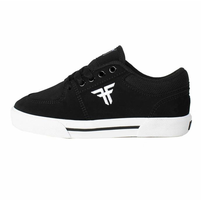 boty dětské FALLEN - Patriot - Black/Whte