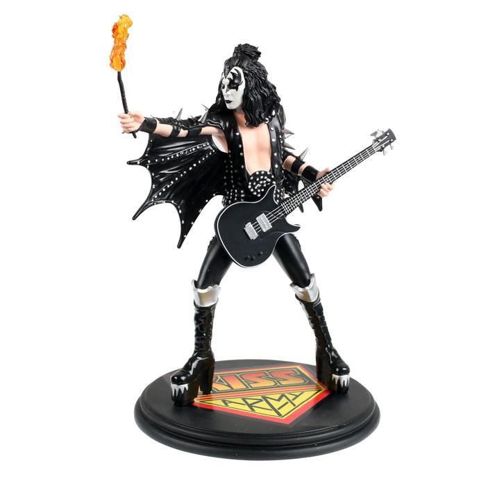 figurka Kiss - Rock Iconz Statue - The Demon (ALIVE!)