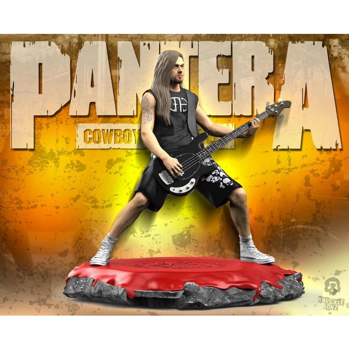 figurka Pantera - Rock Iconz Statue - Rex Brown