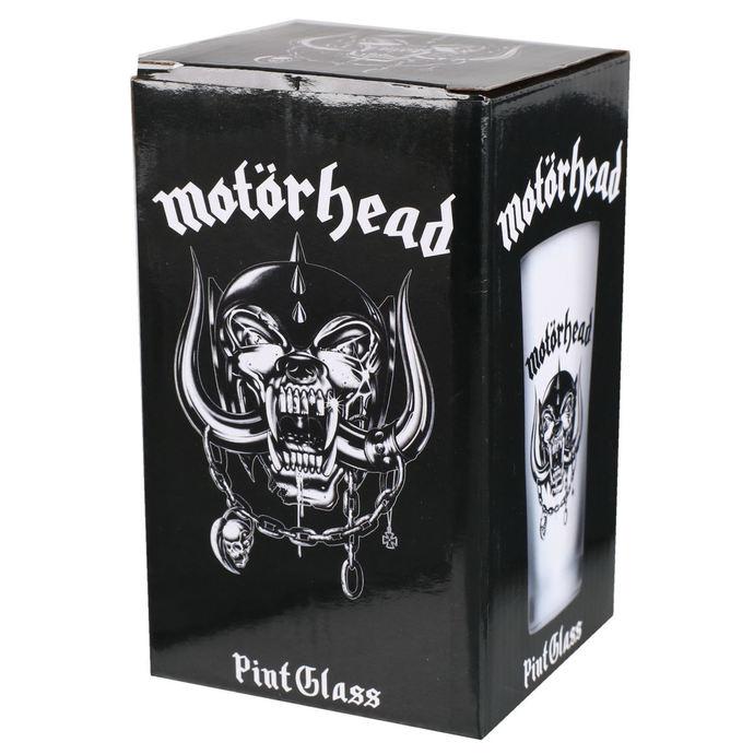 sklenice Motörhead