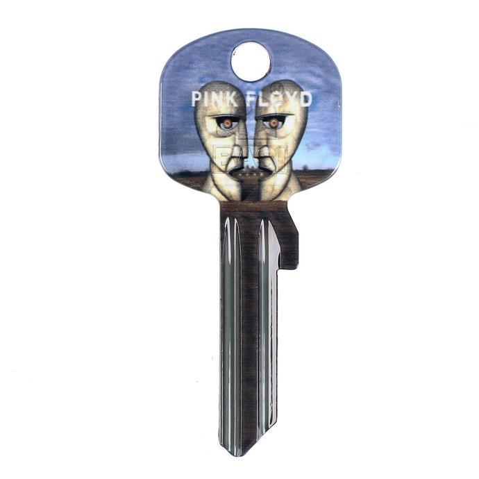 klíč do zámku Pink Floyd - Face - F.B.I.
