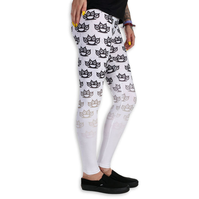 kalhoty dámské (legíny) Five Finger Death Punch - ROCK OFF