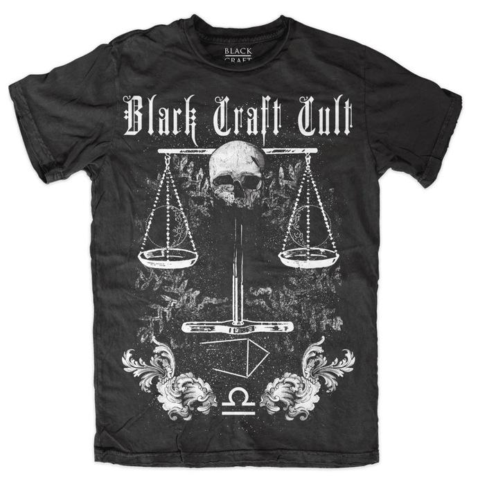 tričko pánské BLACK CRAFT - Libra