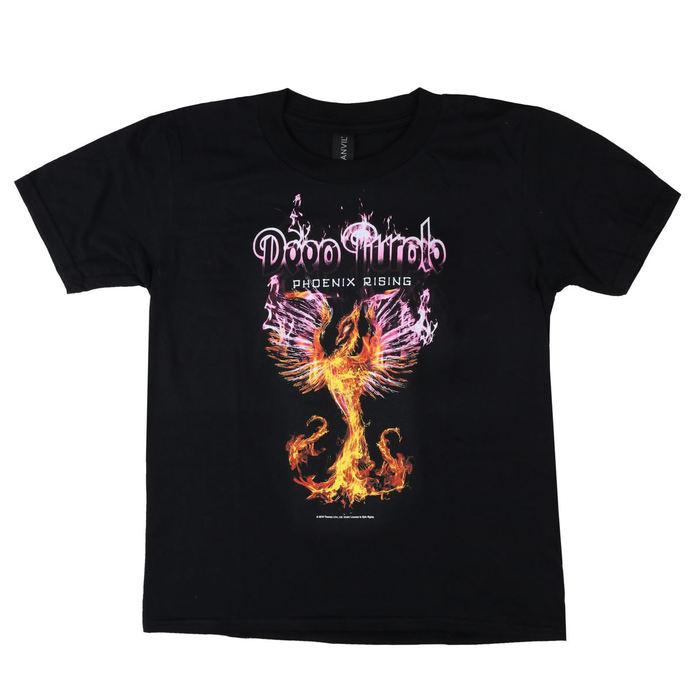 tričko dětské Deep Purple - Phoenix Rising - LOW FREQUENCY