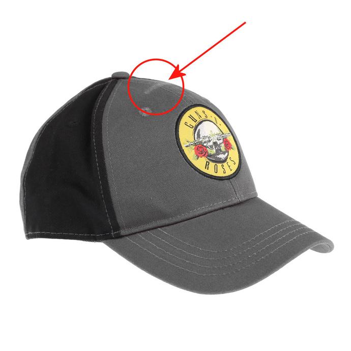 kšiltovka Guns N' Roses - Circle Logo - GNR2TCAP01CB - POŠKOZENÁ