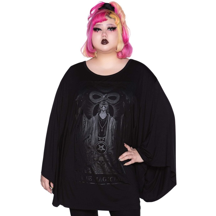 šaty dámské (tunika) KILLSTAR - Magician Kimono
