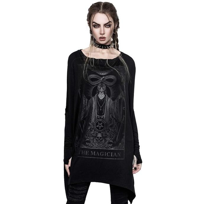 tričko dámské s dlouhým rukávem (tunika) KILLSTAR - Magician
