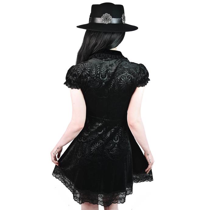 šaty dámské KILLSTAR - Marceline Velvet