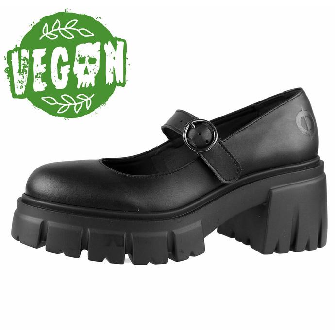 boty dámské ALTERCORE - Margot Vegan - Black